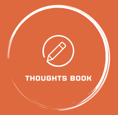 The thoughts book